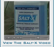We offer fast deliver and great prices on salt protection and removal products